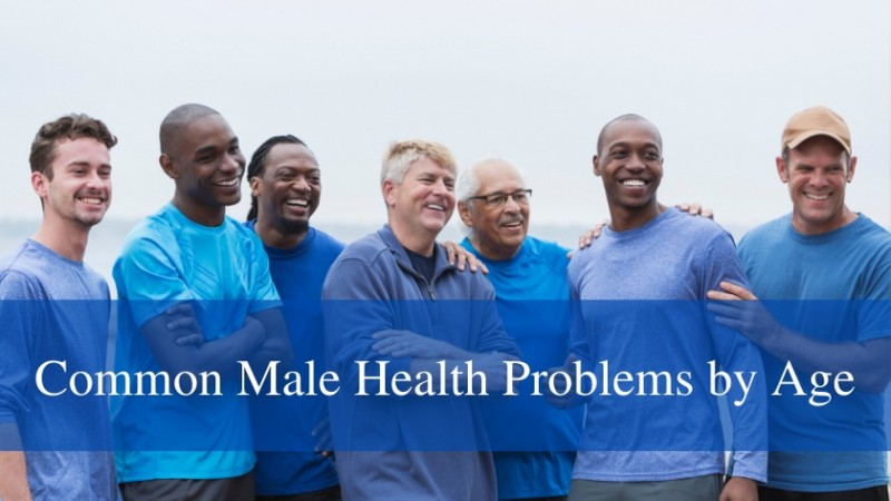 male health problems