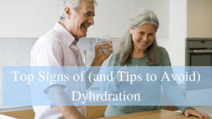 urology specialists of the Carolinas top signs of dehydration