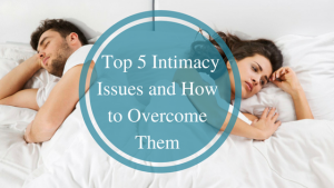 intimacy issues bed couple