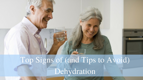 Urology Specialist of the Carolinas Top signs of and tips to avoid dehydration