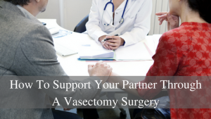 couple vasectomy support