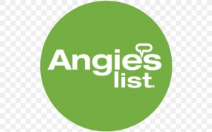 angies list review logo
