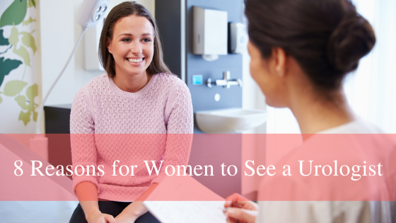 Urology-Specialists-When-Should-a-Woman-See-a-Urologist